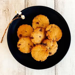 ピーナッツバターチョコチップクッキー☆