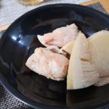 鶏もも肉とたけのこの煮物