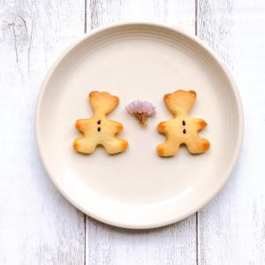 くまさんクッキー♡