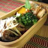 お弁当おかず★圧力鍋!骨まで食べれる秋刀魚梅生姜煮