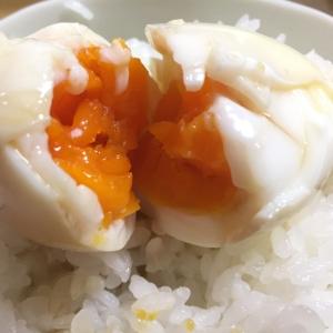 ねっとり卵
