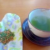 美味しくないお茶をリメイク!玄米茶に変身!