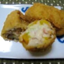 里芋のクリーミィーコロッケ