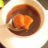 シブイ ☆ モグモグチョコでジンジャーコーヒー♪