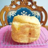 HBでコーン食パン