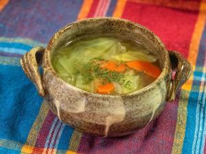 簡単&低コスト♡具沢山野菜スープ