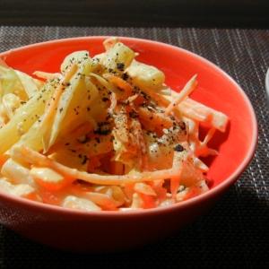 野菜たっぷりマカロニサラダ