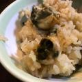 めんつゆで簡単牡蠣ご飯
