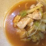 簡単チゲキムチスープ!