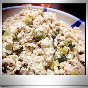 もう一品に♪ 豆腐とツナの炒め煮♡