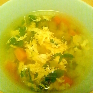 節約中華スープ