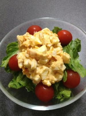 卵マヨサラダ