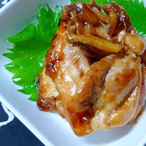 お弁当に☆鶏の甘辛焼き