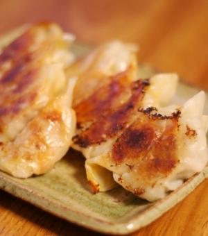キムチ焼き餃子
