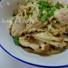 クリーミー*塩鮭と小松菜のグラタン