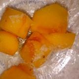 柿渋抜き冷凍法
