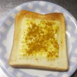 カレーチーズトースト