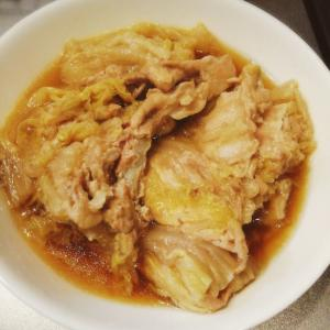 炊飯器にお任せ♪白菜と豚バラのミルフィーユ鍋