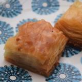 トルコのお菓子★ミルク入りヌリエ