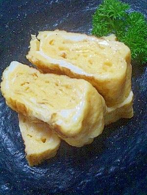 基本☆塩麹卵焼き