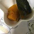 レンジで~かぼちゃの煮物(昆布つゆ)