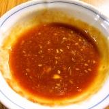 韓国風焼き肉のタレ