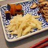 塩麹スパイス炒め(じゃがいも)