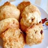 [お手伝いレシピ]HMで簡単チョコチップクッキー☆