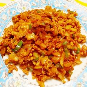 コチュジャン味♪韓国風豚ひき肉の作り置き