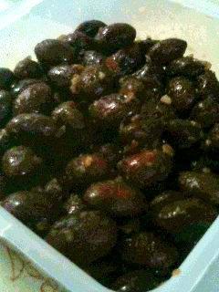 花豆の煮方