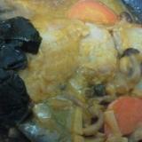 かじきの野菜味噌煮