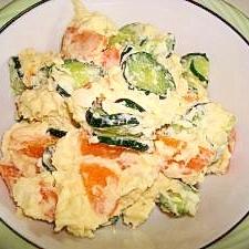 野菜たっぷり☆ポテトサラダ