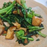 博多おいしい菜と、エリンギの炒め物