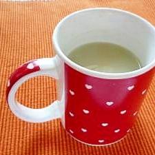 粉末緑茶と豆乳で♪ グリーン・ソイ・ラテ