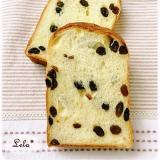 ラムレーズン食パン