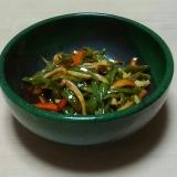 青椒肉絲風(肉無し)
