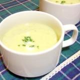 きゅうりの冷製スープ