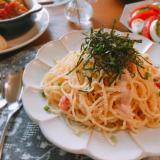 ボウルで簡単和えるだけ♪たらこスパゲティ