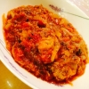 簡単☆鯖缶のトマト煮込み