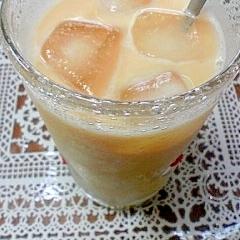 アイス☆黒糖ジンジャーきなこミルク♪