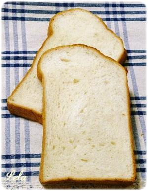 ミルク食パン@1.5斤ホームベーカリー
