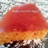 炊飯器で超簡単☆にんじんケーキ