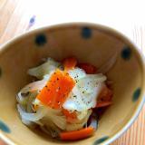 ブイヨンだけで簡単☆キャベツのスープ煮