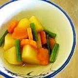 お野菜だけのやさしい煮物