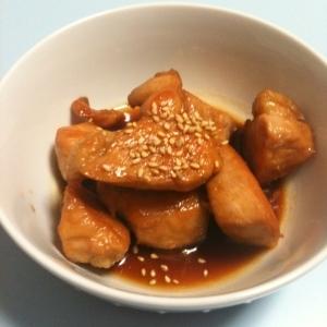 ご飯もりもり☆鶏の照り焼き