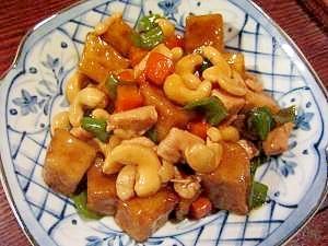 懐かしい給食の味 高野豆腐の甘辛煮