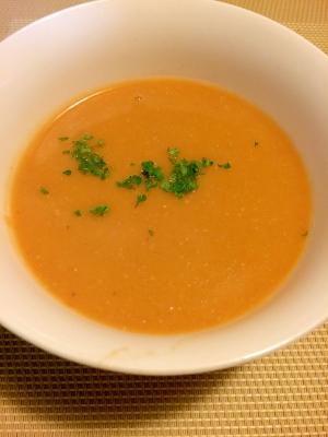 濃厚☆レンズ豆のスープ☆赤