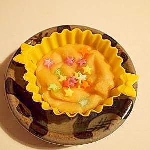 まさにお豆腐♪ ダイエッタァ~のカップケーキ