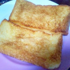 ライスミルクdeフレンチトースト