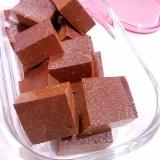 【糖質制限】チョコレート寒天